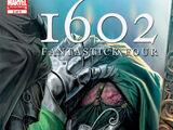 Marvel 1602: Fantastick Four Vol 1 2