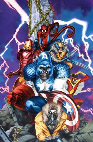 File:Marvel Apes Vol 1 1 Textless.jpg
