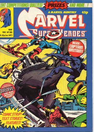 Marvel Super-Heroes (UK) Vol 1 385