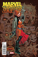 Marvel Zombies Vol 2 1 Land Variant