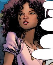 Michelle (Inhuman) (Earth-616) from Civil War II Vol 1 003
