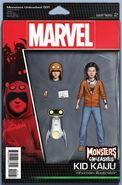 Monsters Unleashed Vol 3 1 Action Figure Variant