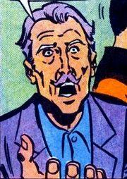 Mr. Santiago (Earth-616) from Marvel Team-Up Vol 1 140 0001