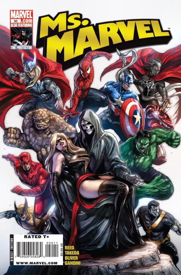 captain marvel villains