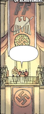 National Socialist German Workers Party (Earth-98570) from Fantastic Four Vol 1 605.1 0001