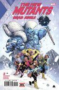 New Mutants Dead Souls Vol 1 2