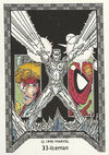 Robert Drake and Peter Parker (Earth-616) Spider-Man Team-Up (Trading Cards) 0001