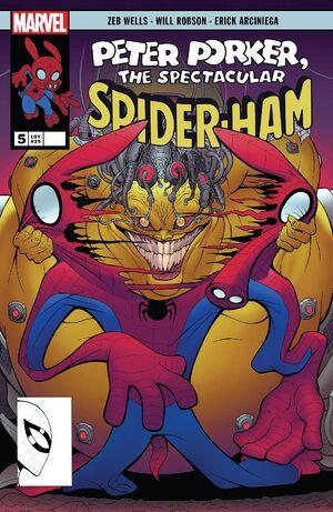Spider-Ham Vol 1 5
