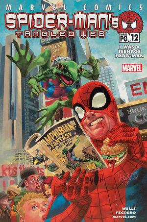 Spider-Man's Tangled Web Vol 1 12