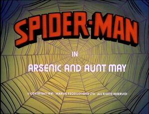 Spider-Man (1981 animated series) Season 1 22