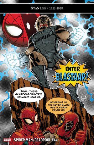 Spider-Man Deadpool Vol 1 44