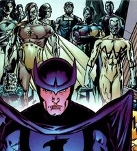 Squadron Supreme (Earth-1121) Paradise X Vol 1 6