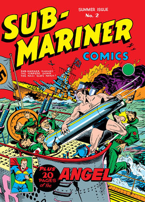 Sub-Mariner Comics Vol 1 2