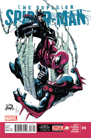 Superior Spider-Man Vol 1 18