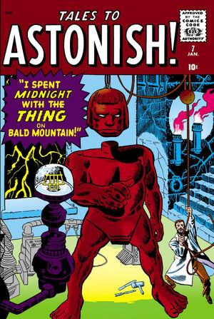 Tales to Astonish Vol 1 7