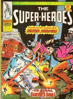 The Super-Heroes (UK) Vol 1 12