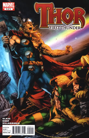 Thor First Thunder Vol 1 5