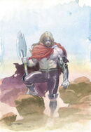 Thor Vol 4 2 Ribic Variant Textless