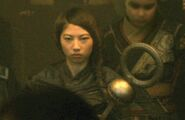 Tina Minoru (Earth-199999) from Guidebook to the Marvel Cinematic Universe - Marvel's Doctor Strange Vol 1 1 001