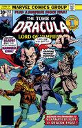 Tomb of Dracula Vol 1 53