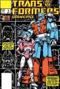 Transformers Universe Vol 1 4