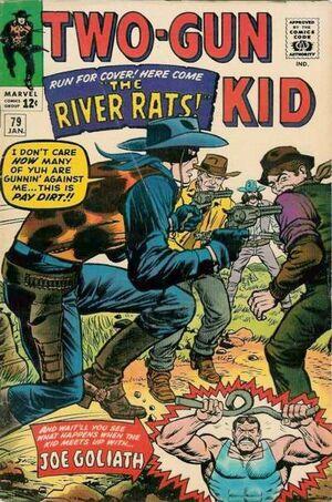 Two-Gun Kid Vol 1 79