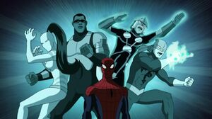 Ultimate Spider-Man (Animated Series) Season 1 2 Screenshot