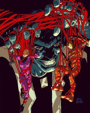 Uncanny Inhumans Vol 1 12 Textless