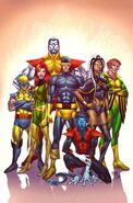Uncanny X-Men First Class Vol 1 1 Textless
