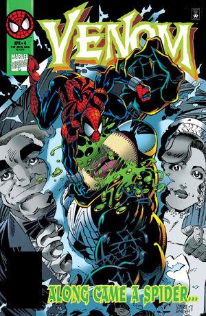 Venom Along Came a Spider Vol 1 4