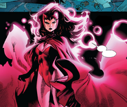 Scarlet Witch Wanda Maximoff Avengers vs. X-Men Vol 1 7