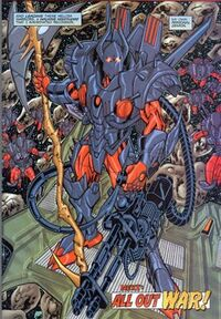 Wraithknights (Earth-616) from Spaceknights Vol 1 4 0001