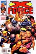 X-Force Vol 1 86