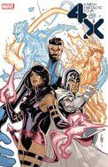 X-Men Fantastic Four Vol 2 3