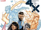 X-Men / Fantastic Four Vol 2 3