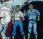 Zombies controlled by Carl Tuesday (Earth-616) from Tex Morgan Vol 1 8 0001