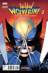 All-New Wolverine Vol 1 1