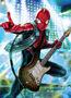 Amazing Spider-Man Vol 5 22 Marvel Battle Lines Variant