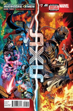 Avengers & X-Men AXIS Vol 1 7