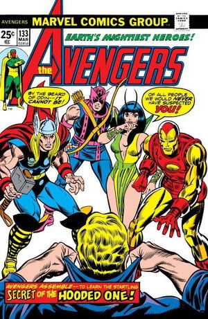 Avengers Vol 1 133