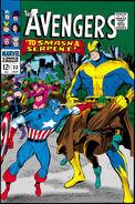Avengers Vol 1 33