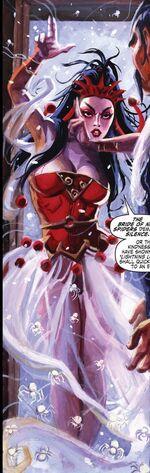 Bride of Nine Spiders (1920s) (Earth-616) Immortal Iron Fist Annual Vol 1 1