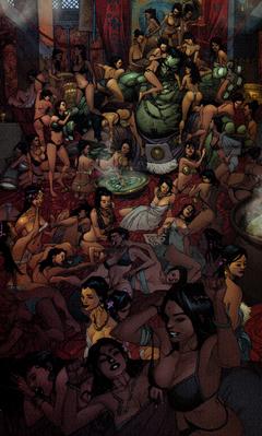 Bruce Banner (Earth-1610) Ultimate Wolverine vs. Hulk Vol 1 1