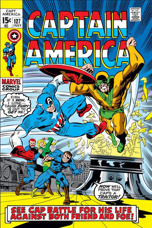 Captain America Vol 1 127