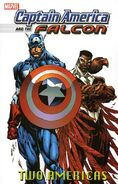 Captain America and the Falcon TPB Vol 1 1