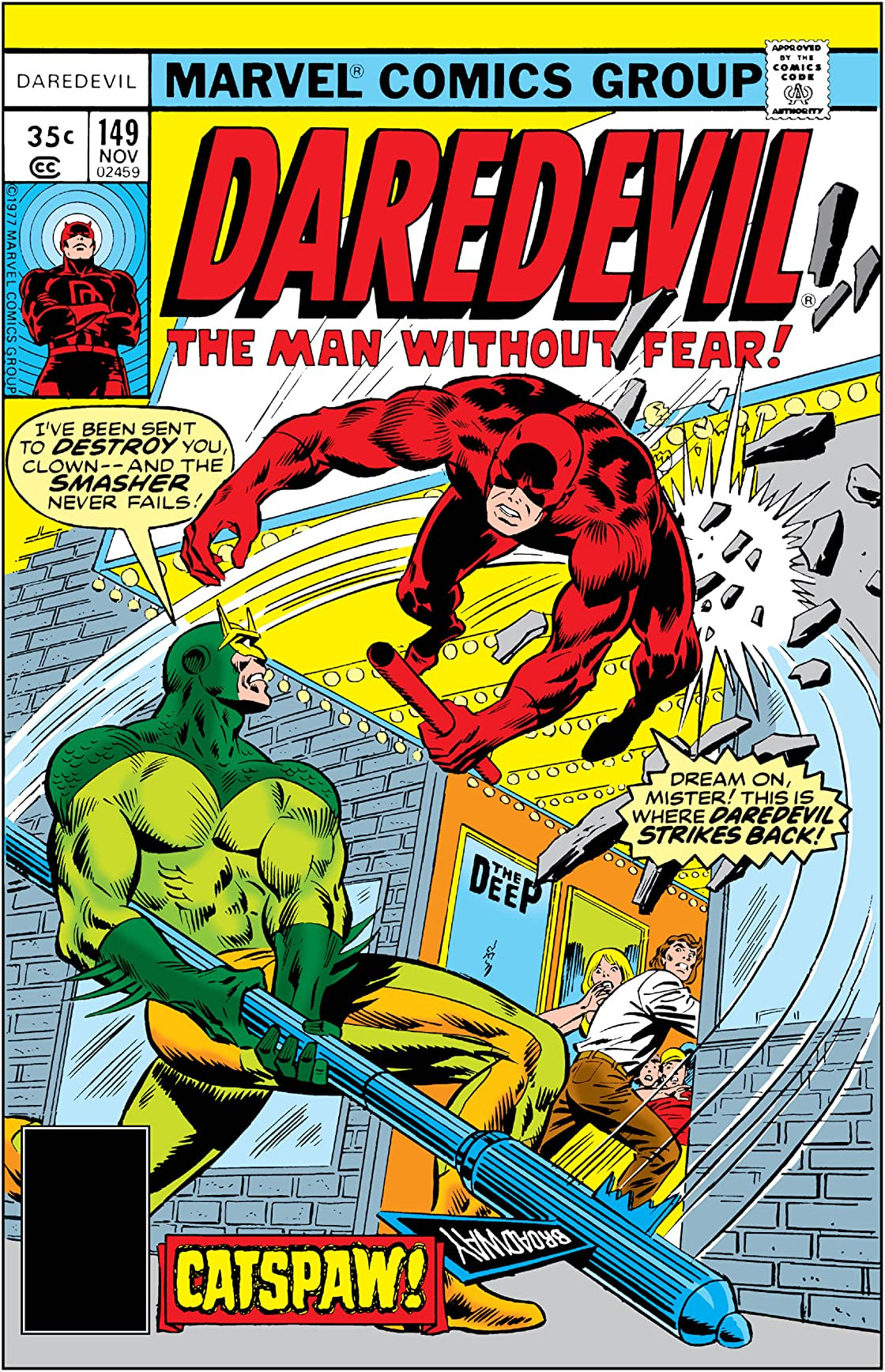 Daredevil Vol 1 149