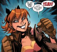 Doreen Green (Earth-616) and Tippy-Toe (Earth-616) from New Avengers Vol 4 1 002