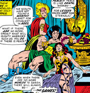 Eternals of Eyung from Fantastic Four Vol 1 115