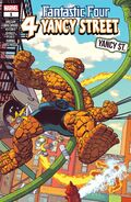 Fantastic Four 4 Yancy Street Vol 1 1
