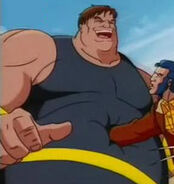 Frederick Dukes (Earth-92131) from X-Men The Animated Series Season 2 9 0001